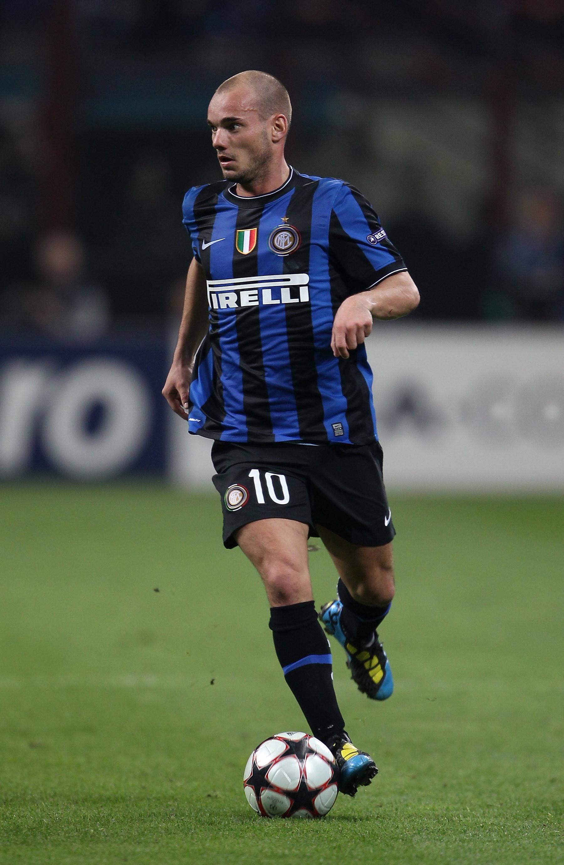 Wesley Sneijder (ex trequartista)