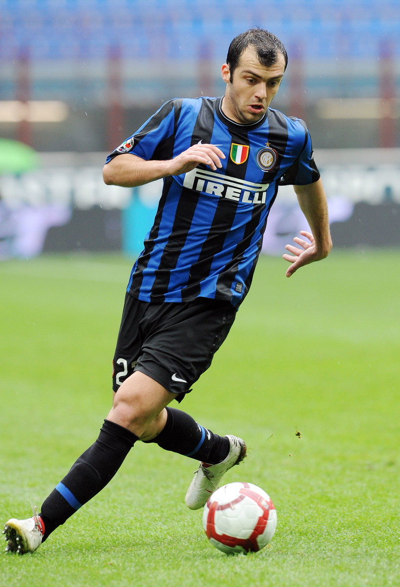 Goran Pandev: attaccante del Genoa