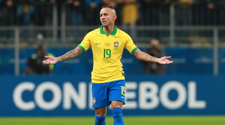 """Everton """"Cebolinha"""": dalla Coppa America al salto in Europa"""