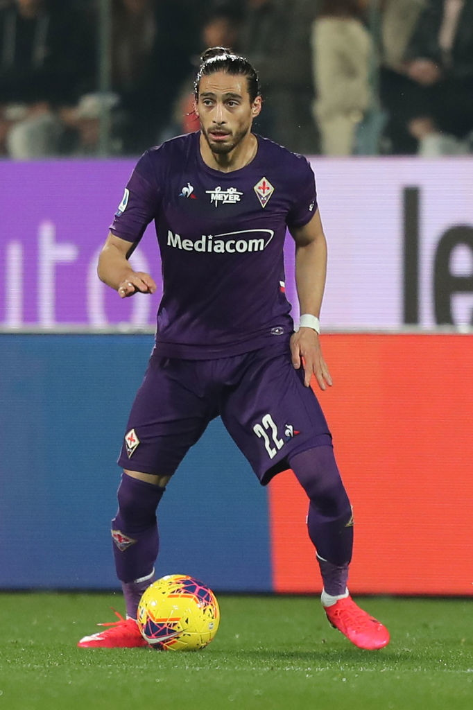Martin Caceres (Calcio - Fiorentina)