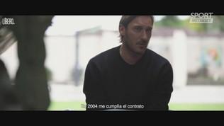 "Totti: ""Nel 2004 Ilary mi spingeva al Real"""
