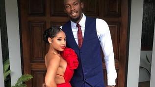 Bolt è diventato papà: Kasi ha partorito una bimba