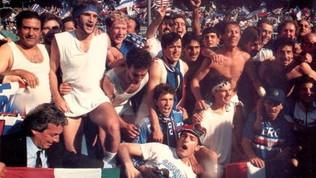 Vialli, Mancini e il primo scudetto della Sampdoria