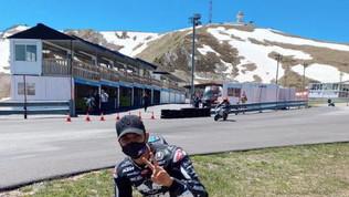 Andorra paradiso dei piloti: Quartararo e gli spagnoli in pista