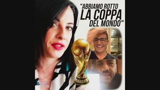 """Cannavaro: """"Abbiamo rotto la Coppa del Mondo 2006!"""""""