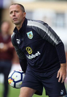 Ian Woan (Calcio - Vice-Allenatore Burnley)