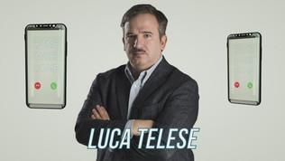 """Telese chiede a Gravina: """"Che immagine dai al mondo?"""""""