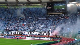 """Lazio, annuncio ai tifosi: """"All'Olimpico anche a porte chiuse"""""""