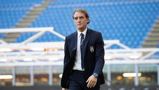 """Italia, Mancini: """"Da ct vorrei finisse tutto qui, ma spero nella ripresa"""""""