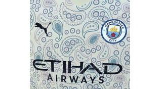 """""""Camicia da coronavirus"""": City, polemiche per la nuova maglia"""