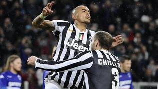 """Vidal: """"Ho sentito Chiellini, è sbagliato rivelare cose private"""""""