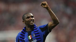 """Eto'o e l'Inter del Triplete: """"Il punto più alto della mia carriera"""""""