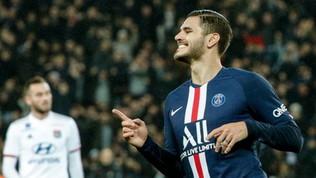 Inter, c'è l'offerta per Icardi: il Psg lo vuole in 'saldo'