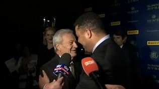 """Abbraccio Simoni e Ronaldo: """"E' stato un maestro"""""""