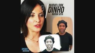 Ronaldinho: nuova vita, nuovo look