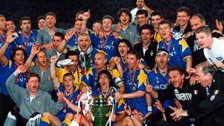 A ognuno il suo 22 maggio, Del Piero festeggia la Champions 1996
