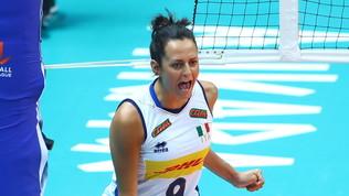 Caterina Bosetti torna in azzurro: ufficiale la firma con Novara