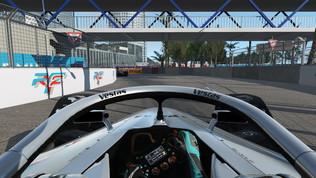 Formula E, tra Wehrlein e Günther gode Rowland alla Race at Home