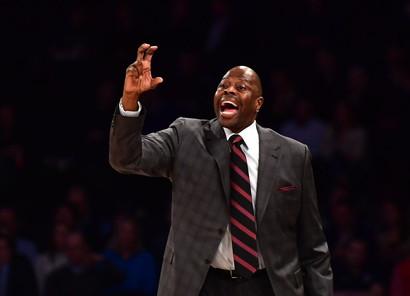Pat Ewing (Basket - Allenatore Georgetown University)
