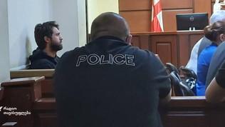 Basilashvili nei guai, denunciato per violenza domestica