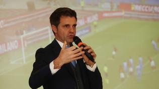 """Rizzoli avvisa: """"Dialogo con l'arbitro ma a distanza: serve rispetto"""""""