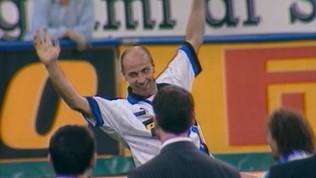 Aldo Baglio che segna a Zenga: è successo!