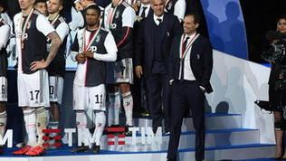 Allegri, un anno fa l'ultima gara come allenatore della Juventus