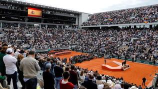 """Roland Garros salvo: sarà a fine settembre, ma """"con poco pubblico"""""""