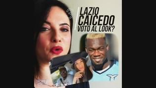 Lazio, nuovo look per Caicedo: tutto biondo!
