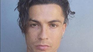 Ronaldo, nuovo look per la ripresa: ciuffo lungo amarcord