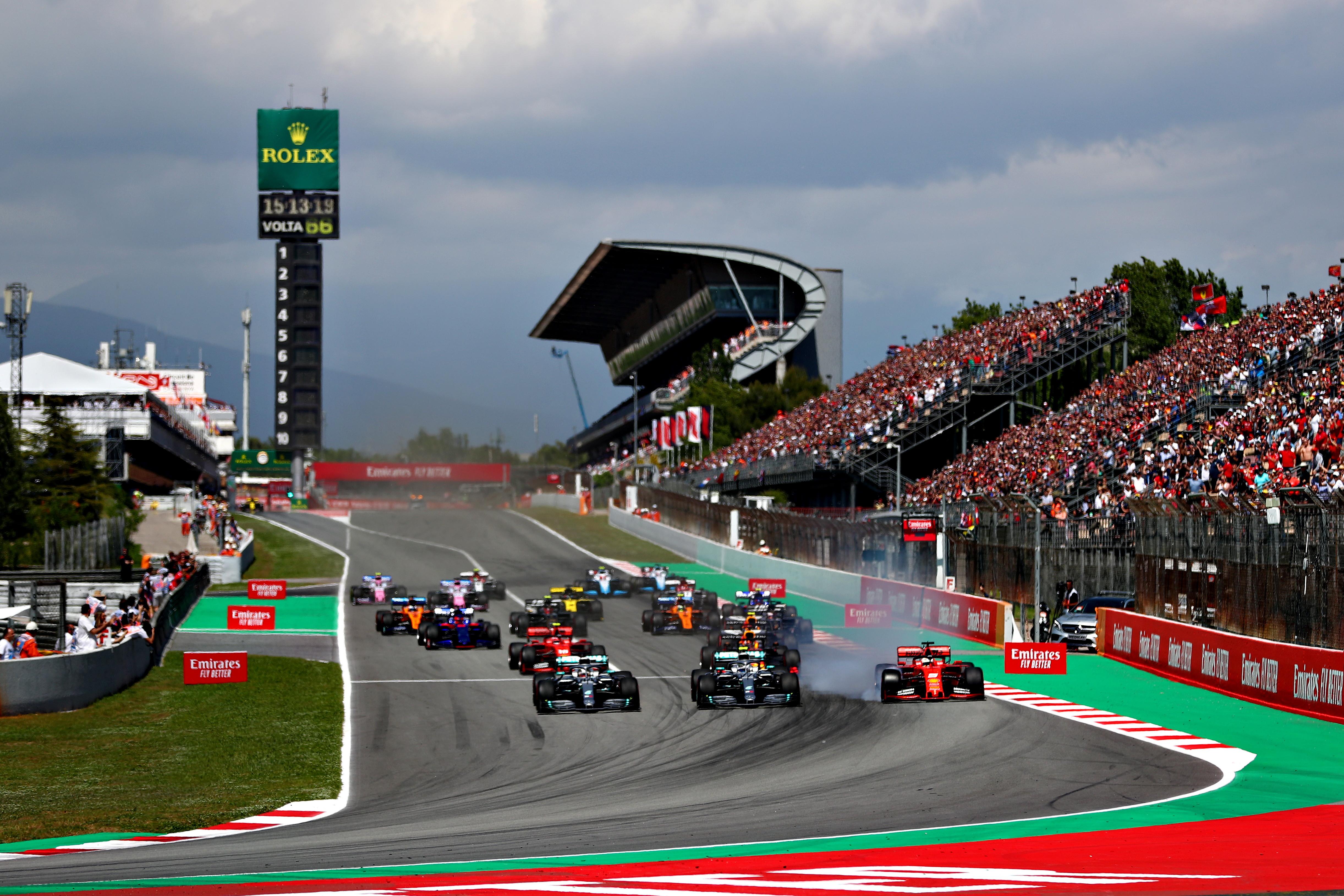 Formula Uno: Austria e Ungheria a luglio, Silverstone slitta ad