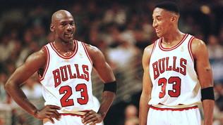 """'Last Dance', Pippen contro Jordan: """"Meglio Kobe"""""""