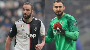Da Gigio al Pipita: la top 11 dei calciatori in scadenza 2021