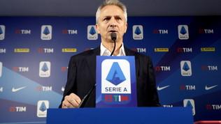 Serie A, si riparte dai recuperi della 25.a giornata
