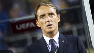"""Mancini: """"Nazionale a Milano e Bergamo per ricordare le vittime del virus"""""""