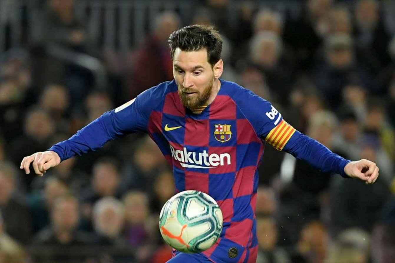 3 - Lionel Messi - calcio - 104 milioni di dollari