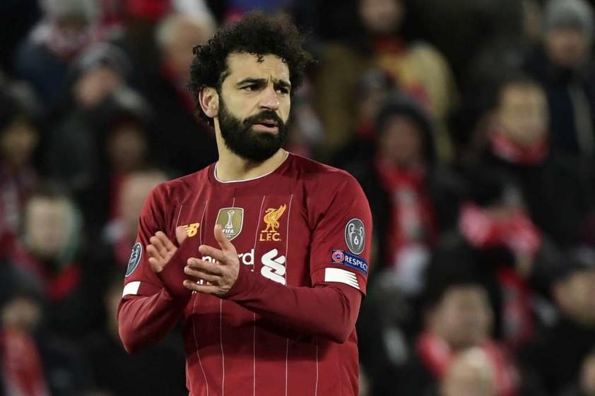 34 - Salah - calcio - 35,1 milioni di dollari