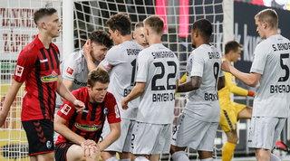 Il Leverkusen si rialza, ci pensa Havertz: Friburgo ko