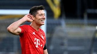 Scarpa d'Oro: occhio Immobile, Lewandowski prova la fuga