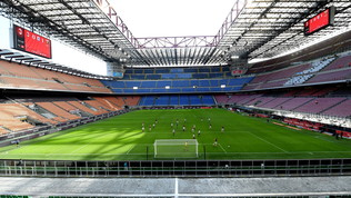 Tifosi allo stadio: club già al lavoro per la riapertura parziale