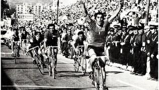 Auguri a Marino Basso, il velocista che riuscì a zittire Merckx