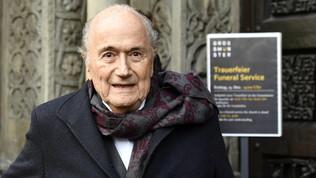 """Fifa, Blatter all'attacco: """"Io vittima degli Usa, Infantino un megalomane"""""""