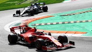 Ufficializzati i primi 8 GP: via in Austria il 5/7, Monza il 6/9