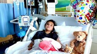 Sky Brown, che volo pauroso: l'11enne si frattura cranio, polso e mano