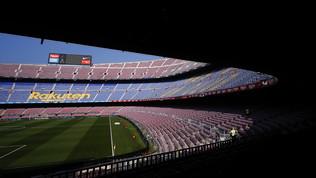 Sogno Barcellona: Camp Nou riaperto prima di fine campionato