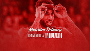 "Olimpia Milano, annunciato Delaney: ""Entusiasta del progetto"""