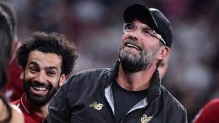 """Liverpool, Klopp: """"Faremo festa coi tifosi con una grande parata"""""""