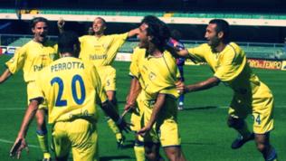 In Serie A per la prima volta: inizia così il Chievo dei 'miracoli'