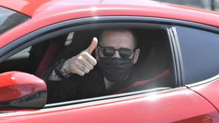 Bonucci contro il virus: donerà 19.000 mascherine autografate
