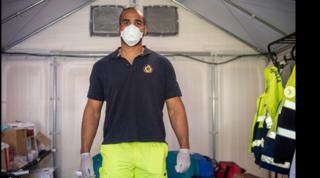 Mbandà, il rugbista Cavaliere: Mattarella lo premia per il volontariato sulle ambulanze